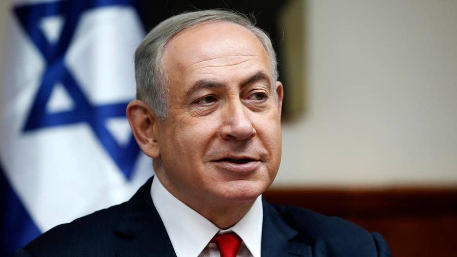 Netanyahu visit seen as crucial step in Israel-US alliance