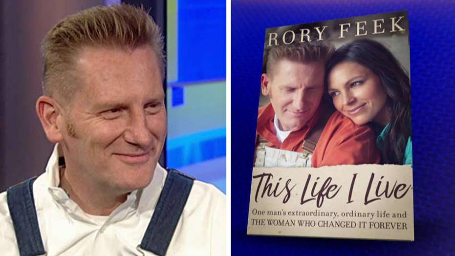Rory Feek talks life without Joey, new book, faith