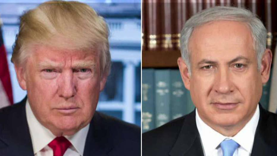 What Trump hopes to accomplish in his meeting with Netanyahu