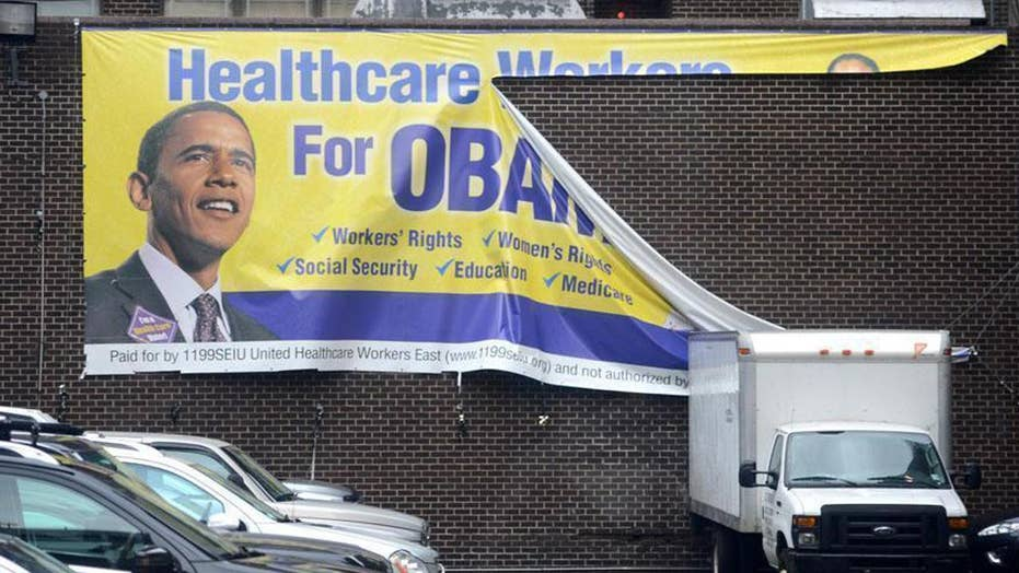 Is ObamaCare collapsing?