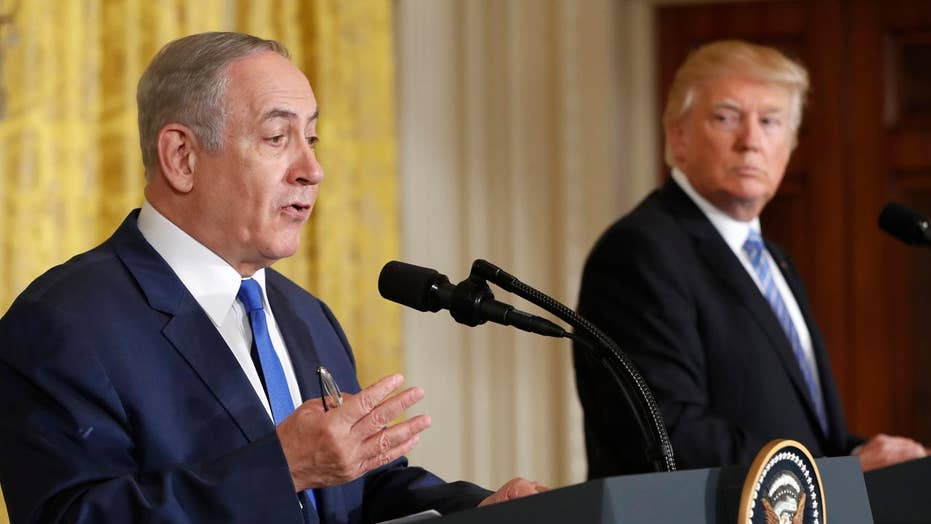 Is Trump keeping 'two-state' plan in talks with Netanyahu?