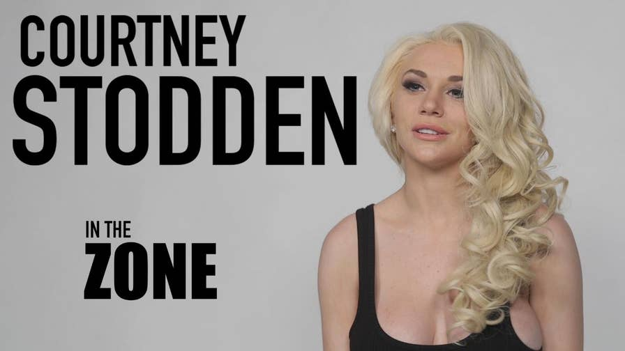 In the Zone: Courtney Stodden discusses her breakup with actor Doug Hutchison, what she looks for in a guy ... and girl, and her opinion of Donald Trump