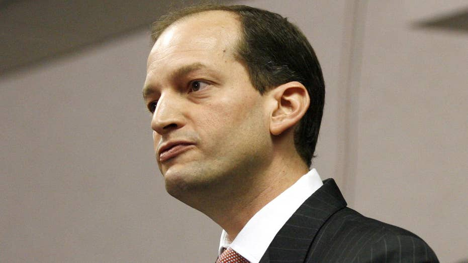 Sources: Trump to tap Alexander Acosta for labor secretary
