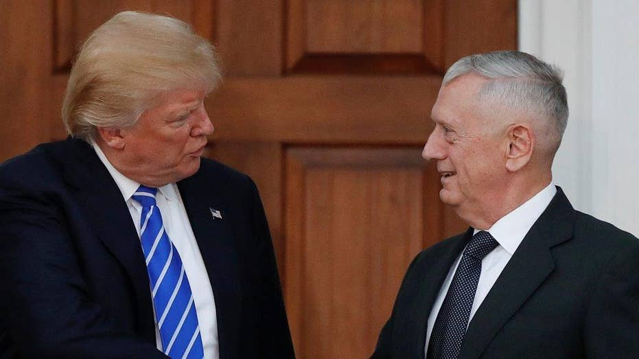 Mattis warns US unready to cooperate militarily with Russia