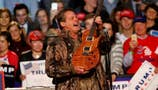 David Crosby, Ted Nugent feud over Trump views