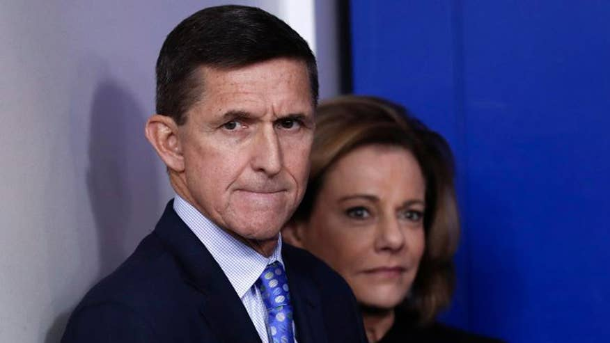 Report: The former national security adviser denied to the FBI that he discussed sanctions with the Russians; reaction from Gregg Jarrett, Fox News anchor and attorney