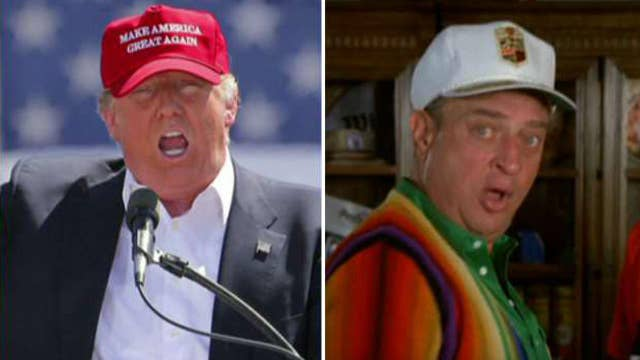 Halftime Report: The Trump-'Caddyshack' connection