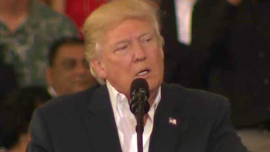 President Trump: Media are part of corrupt system