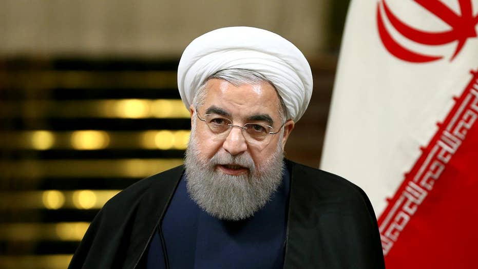 Eric Shawn reports: Calls for more pressure on Iran