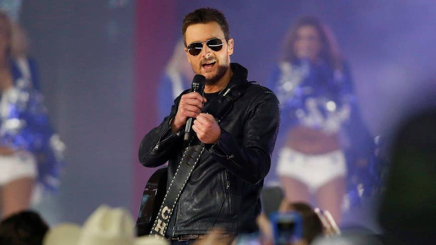 Fox411 BreakTime: Eric Church cancels 25K concert tickets bought by scalpers