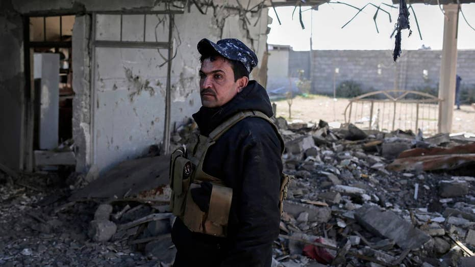 Iraqi forces launch new phase in effort to liberate Mosul