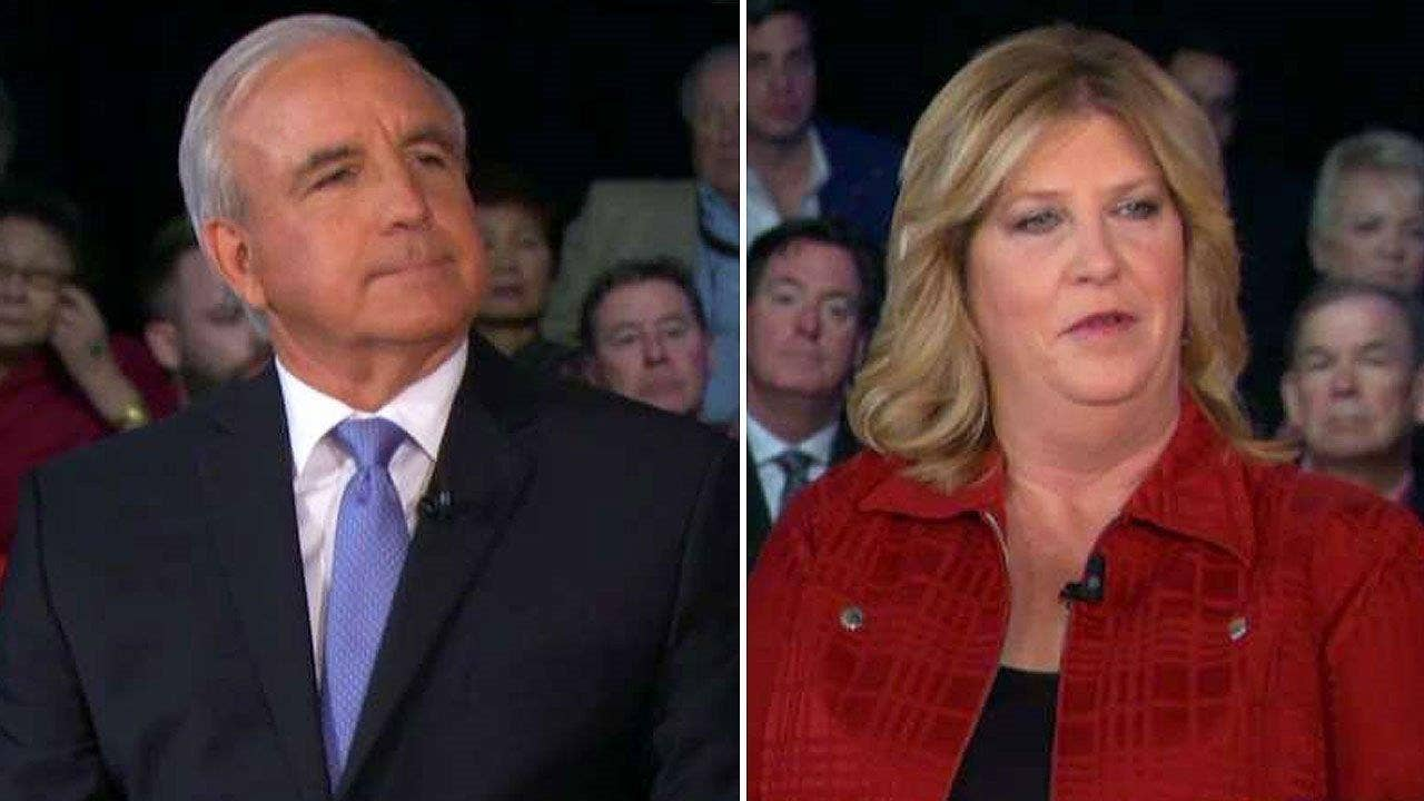 On 'The First 100 Days,' Mayor Carlos Gimenez and Laura Wilkerson open up about taking a stand against sanctuary cities