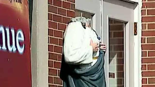 Vandals behead statue of Jesus outside Indianapolis church