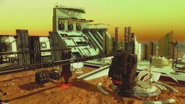 United Arab Emirates wants to build a city on Mars