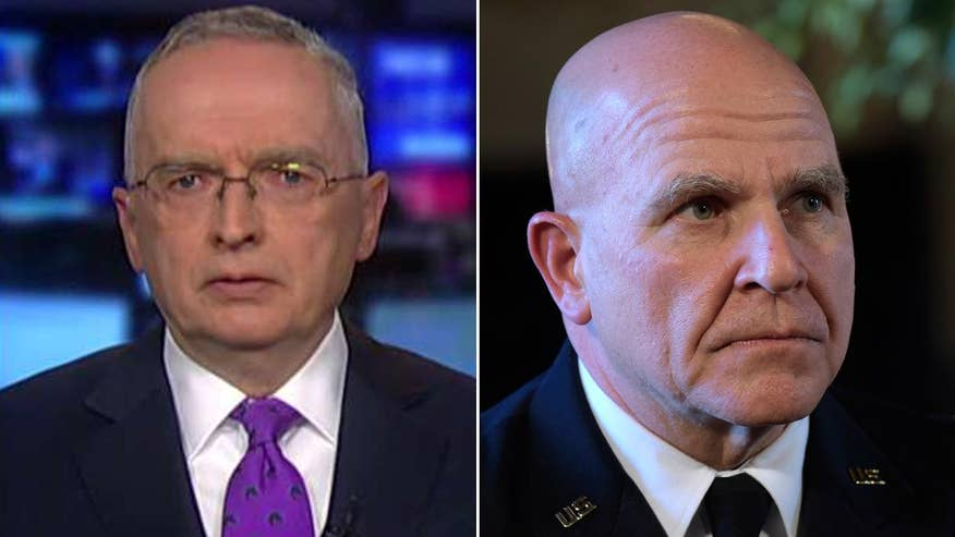 Fox News strategic analyst breaks down challenges facing Trump's national security pick
