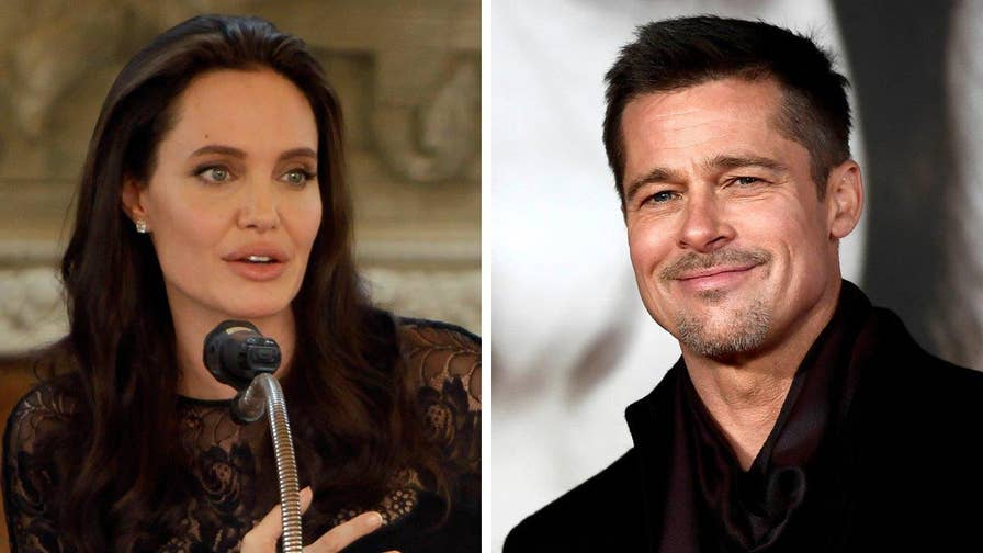 Fox411 Breaktime: Jolie says her family is determined to be strong