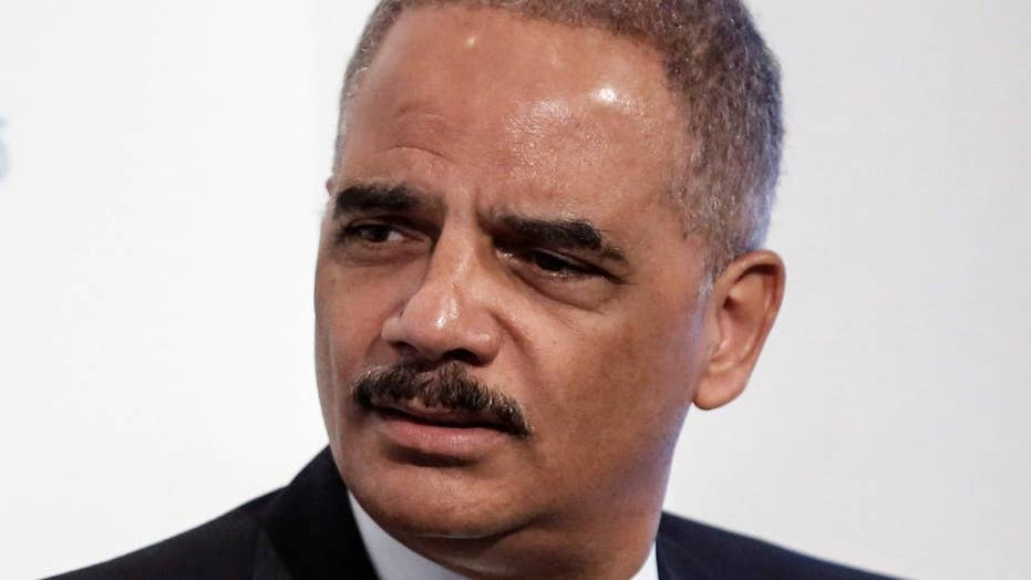 Uber reportedly taps Holder to lead sexual harassment probe