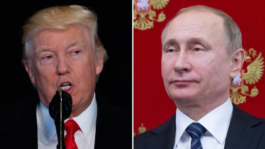 Tensions between Moscow and the White House on the rise
