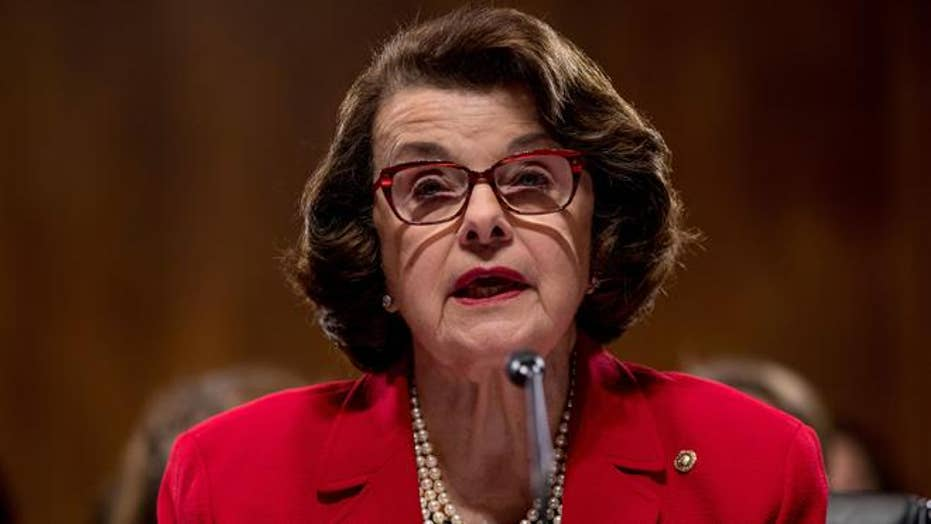 Feinstein seeks tougher law on reporting sexual abuse cases