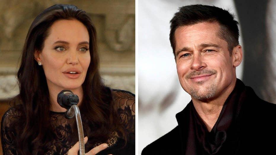 Angelina jolie asian girlfriend