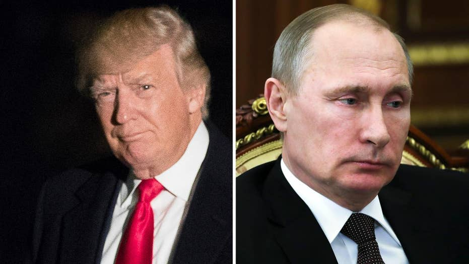 Russia cuts back on positive coverage of President Trump