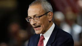 Clinton deputy Podesta blames Russia, fake news and FBI probes for 2016 loss