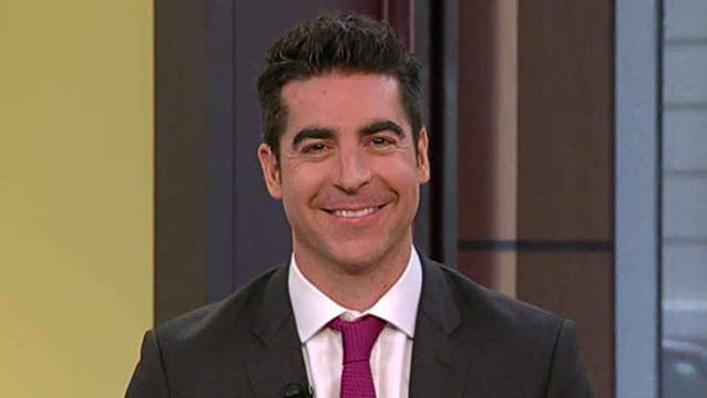 Jesse Watters talks about the town hall chaos