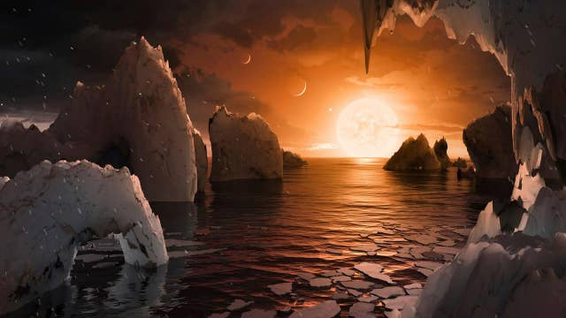 Former astronaut: Discovery of new solar system is exciting