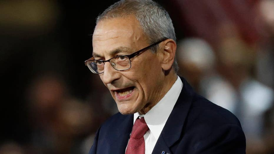 Podesta: There are forces in FBI that wanted Clinton to lose