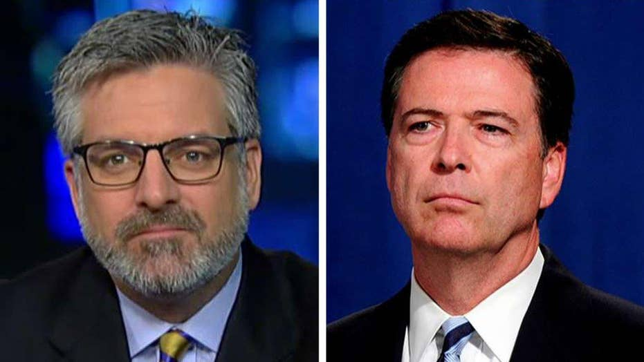 Hayes on Podesta pointing finger at FBI without evidence