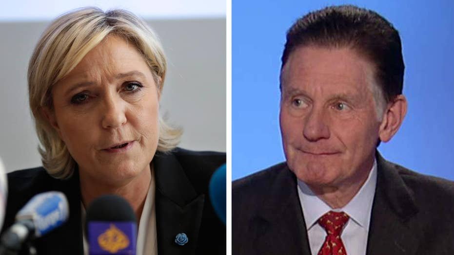 Moody: Le Pen brings Trump-like message to French election