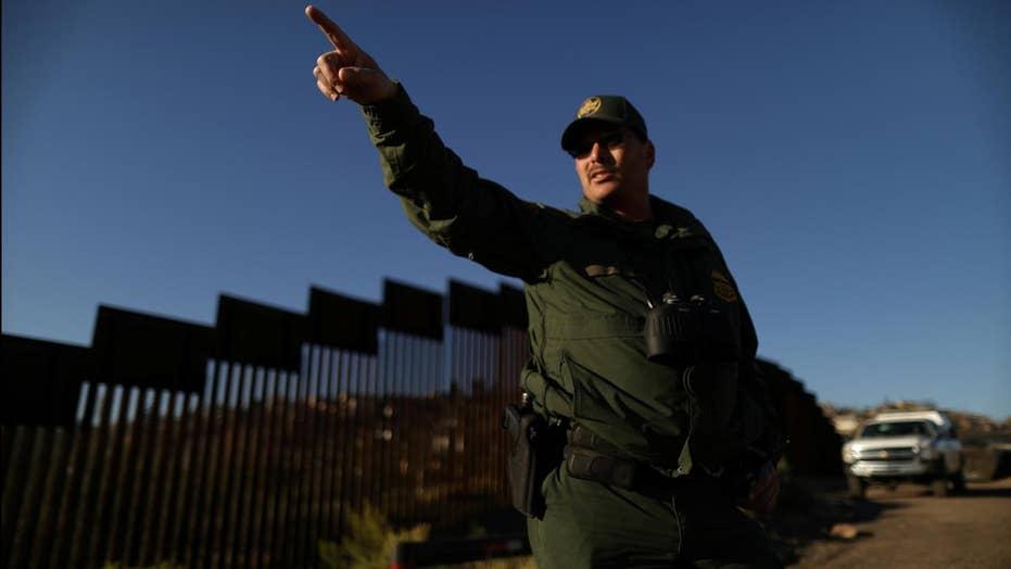 A closer look at the US-Mexico border