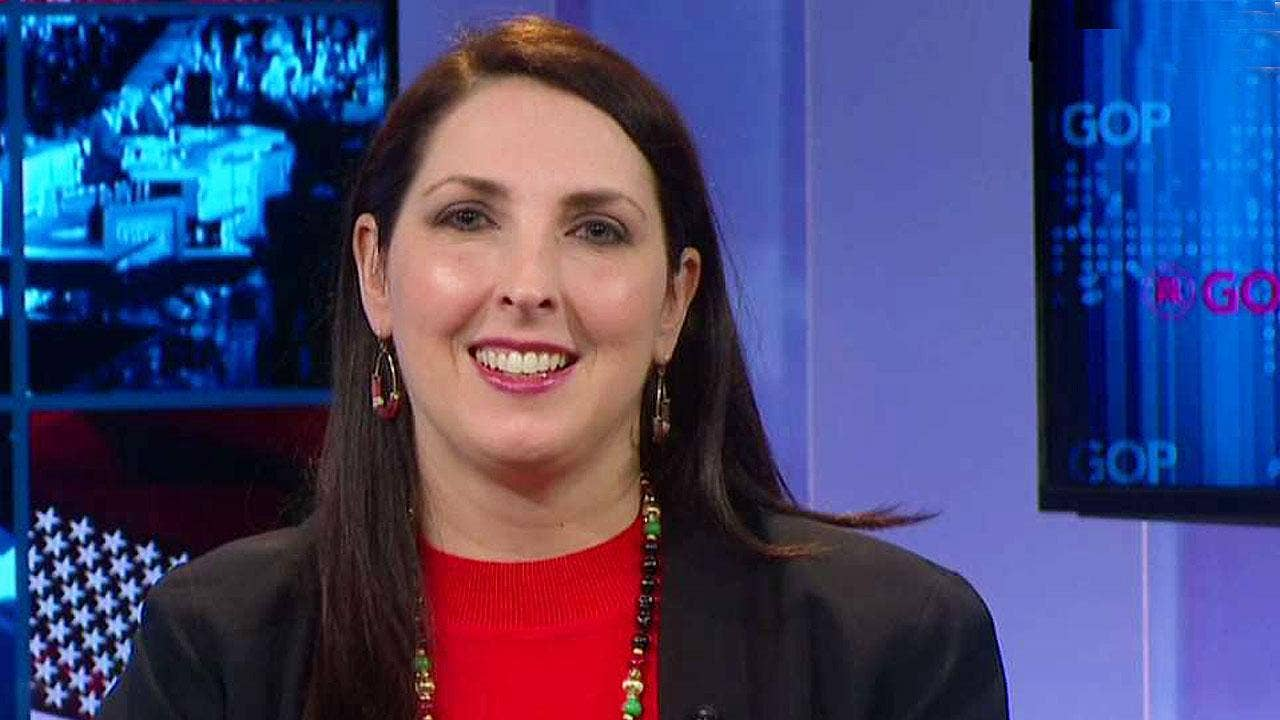 Newly elected RNC chairwoman on 'The First 100 Days'