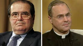 Reverend discusses 'That Nothing May Be Lost' and his father Antonin Scalia's legacy