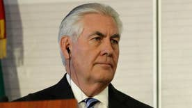 Secretary of state makes statement following meeting with Mexican counterpart