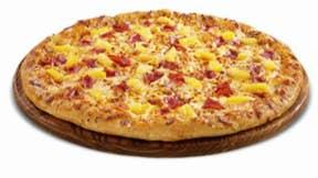 Iceland's president walks back banning pineapple pizza