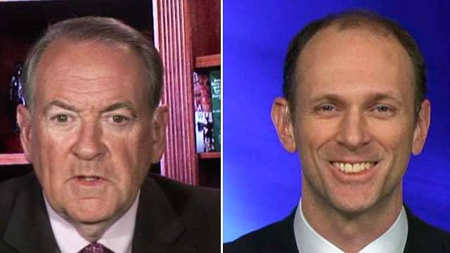 Huckabee and Goolsbee debate new immigration orders
