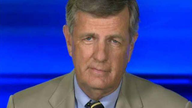 Brit Hume: Democratic Party's heart is moving to the left