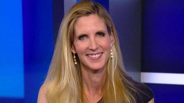 Ann Coulter: I have no complaints about Trump presidency