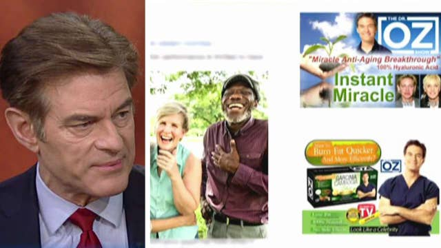 Dr. Oz cracks down on people using his likeness illegally