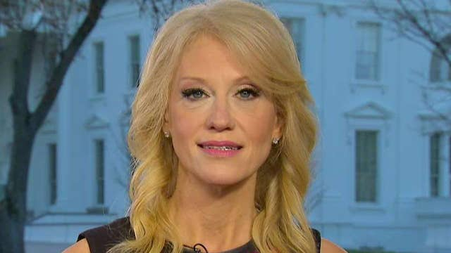 Kellyanne Conway: I think the questions for me are different