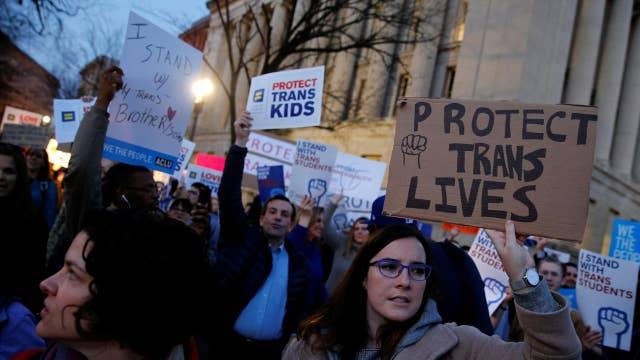 New Transgender Bathroom Policy Sparks Civil Rights Debate On Air Videos Fox News