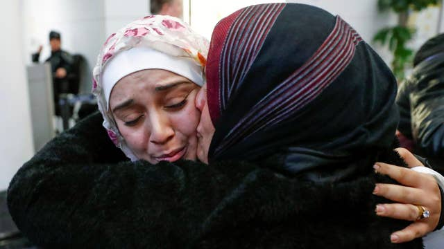 New executive order removes language on Syrian refugees
