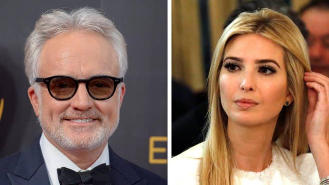 'West Wing' actor slams Ivanka Trump