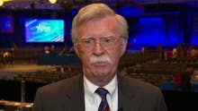 John Bolton: Leaks are a serious threat to national security