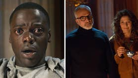 Fox411 Movies: Rotten Tomatoes Editor-in-Chief Matt Atchity with the critics ratings on this weekend's big movies: 'Get Out,' 'Collide' and 'Rock Dog'