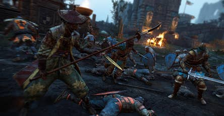Fox Gamer: Matthew Curry gives his review of the difficult and gruesome battles between Vikings, Samurai and Knights in the new game 'For Honor'