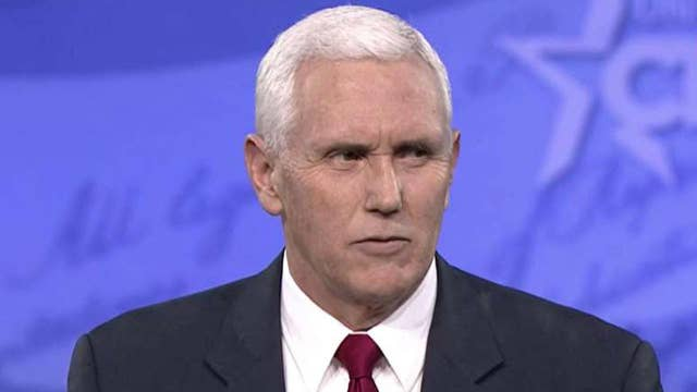 Mike Pence at CPAC: Our answers are right for America