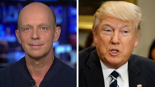 Steve Hilton: Media making no effort to be fair to Trump