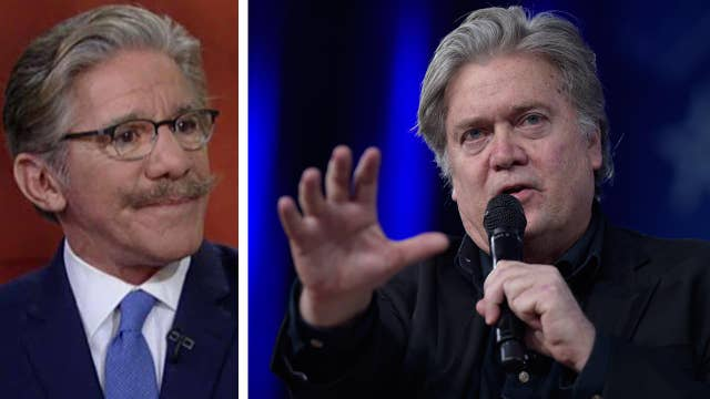 Geraldo on rare Bannon appearance at CPAC: It was comforting